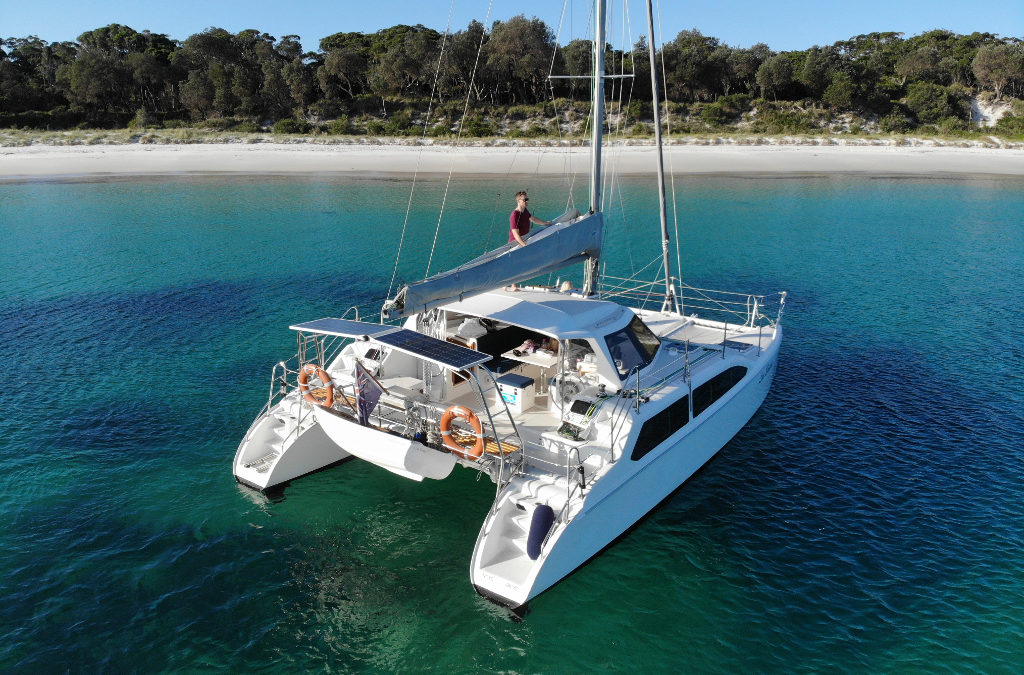 Jervis Bay Sailing Charters